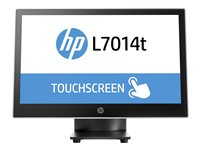 "HP L7014t Retail Touch Monitor - LED-skärm - 14"" T6N32AA#ABB"
