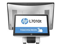 "HP L7010t Retail Touch Monitor - LED-skärm - 10.1"" T6N30AA"