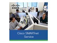 Cisco SMARTnet - Utökat serviceavtal - utbyte - 8 x 5 - svarstid: NBD - för P/N: AIR-CT5508CA-K9-WS, AIR-CT5508-HA-K9++, AIR-CT5508HA-K9-RF, AIR-CT5508HA-K9-WS CON-SNT-CT5508HA